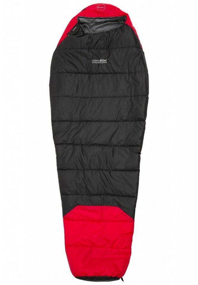 High Colorado Schlafsack »Sherpa LI Schlafsack« in schwarz
