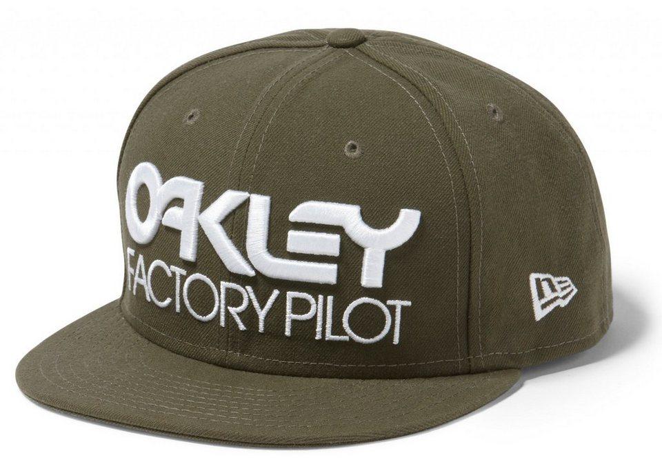 Oakley Hut »FP Novelty Snap-Back Hat Men« in braun