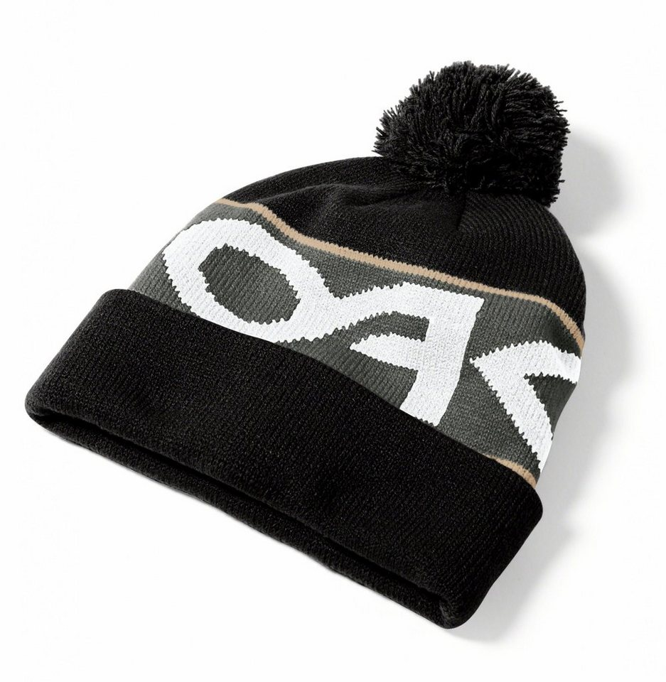 Oakley Hut »Factory Cuff Beanie Men« in schwarz