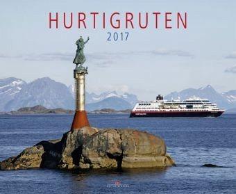 Kalender »Hurtigruten 2017«