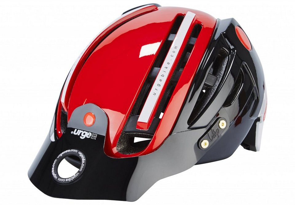 Urge Fahrradhelm »Endur-O-Matic 2 Helmet« in rot