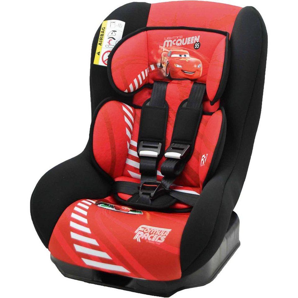 Osann Auto-Kindersitz Safety Plus NT Cars McQueen, 2017 in rot