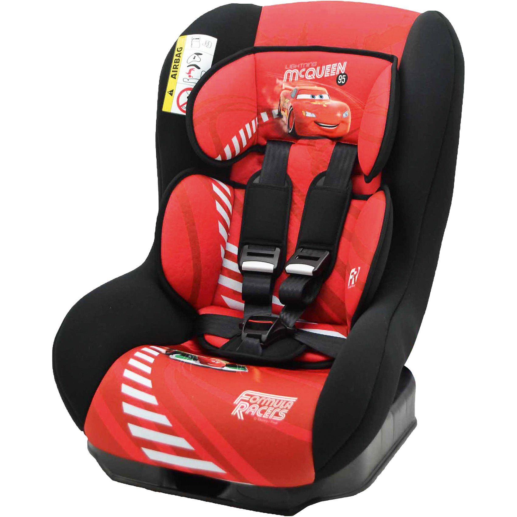 Osann Auto-Kindersitz Safety Plus NT Cars McQueen, 2017