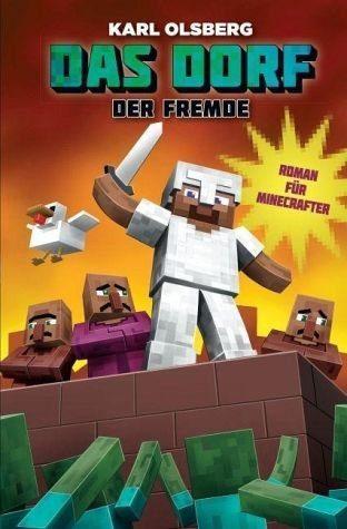 Gebundenes Buch »Der Fremde - Roman für Minecrafter«