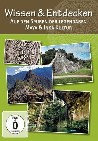 DVD »Wissen & Entdecken - Auf den Spuren der...«