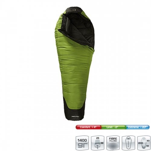 Nordisk Schlafsäcke »Puk -2 XL«