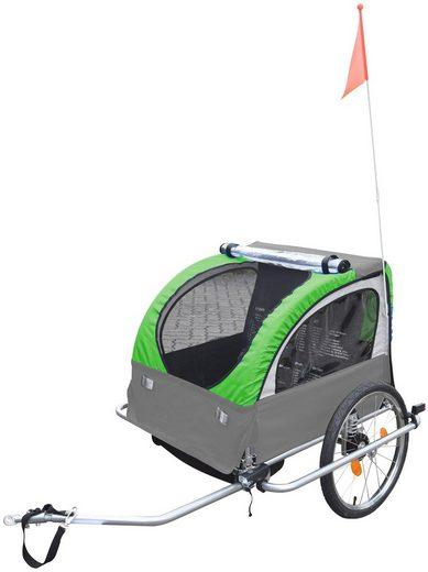 Fischer Fahrraeder Kinder-Fahrradanhänger »Komfort«