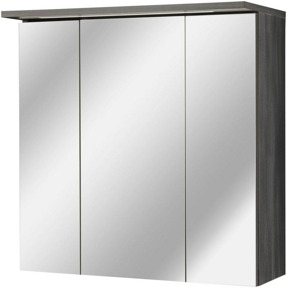 spiegelschrank sun breite 60 cm mit led beleuchtung online kaufen otto. Black Bedroom Furniture Sets. Home Design Ideas