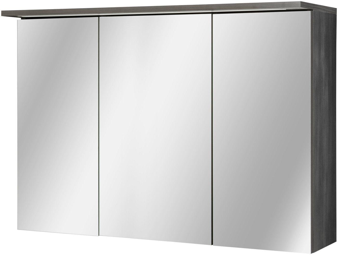 spiegelschr nke 100 cm breit preisvergleiche. Black Bedroom Furniture Sets. Home Design Ideas