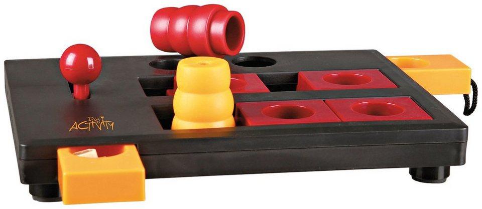 Hundespielzeug »Mini Mover Strategiespiel« in schwarz