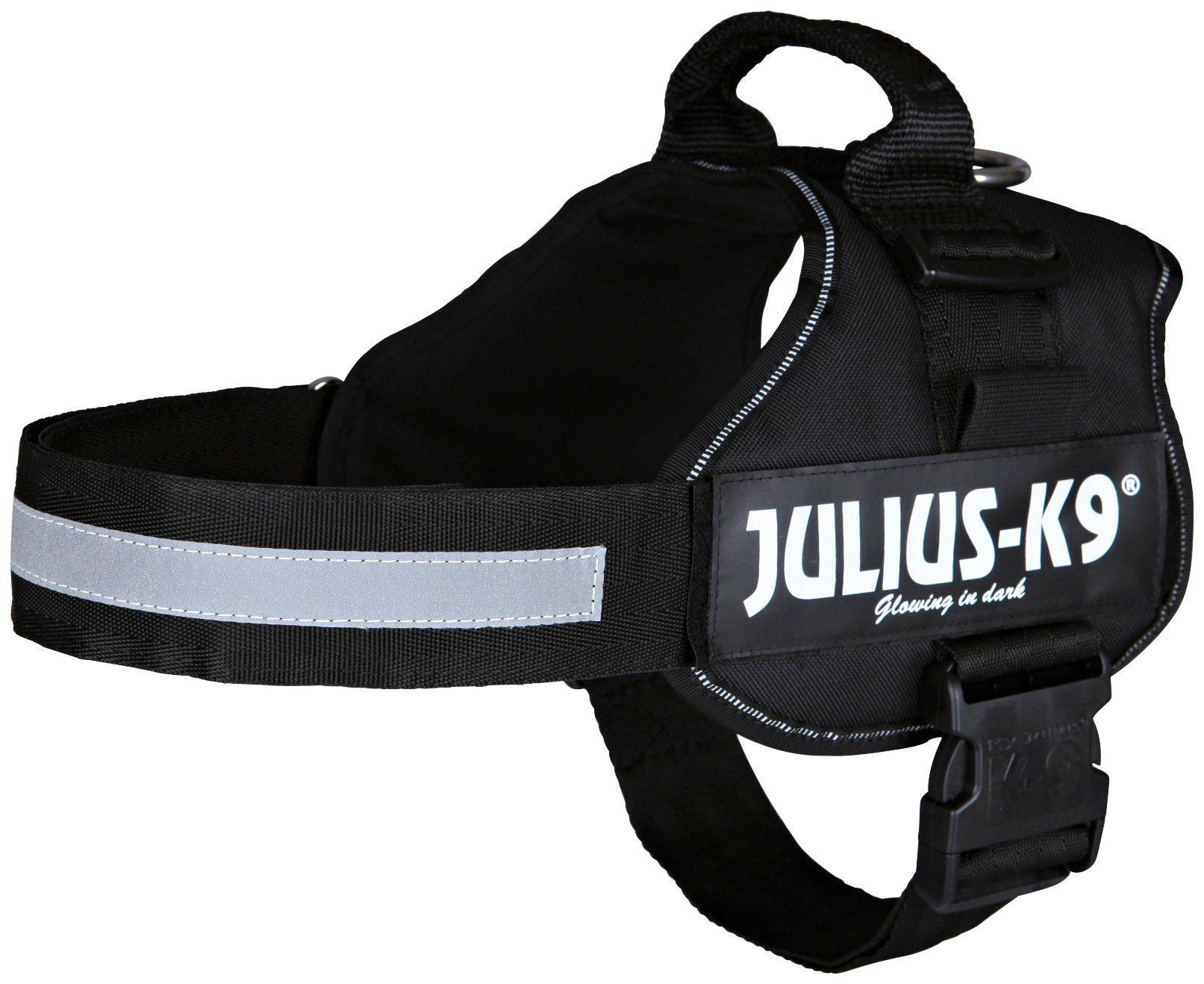 Hunde-Geschirr »Julius-K9 1/L«, schwarz, 66-85 cm