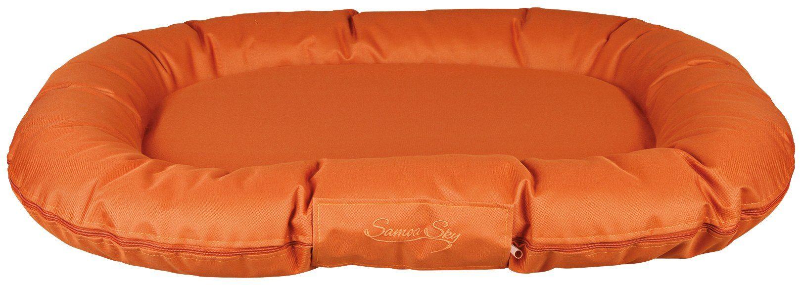 Hundekissen »Samoa Sky«, orange, BxL: 120x95 cm