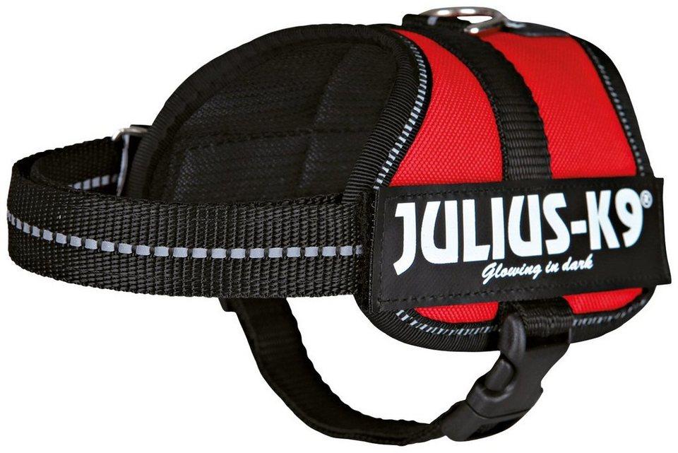 Hunde-Geschirr »Julius-K9 Baby 2/XS-S«, rot, 33-45 cm in rot