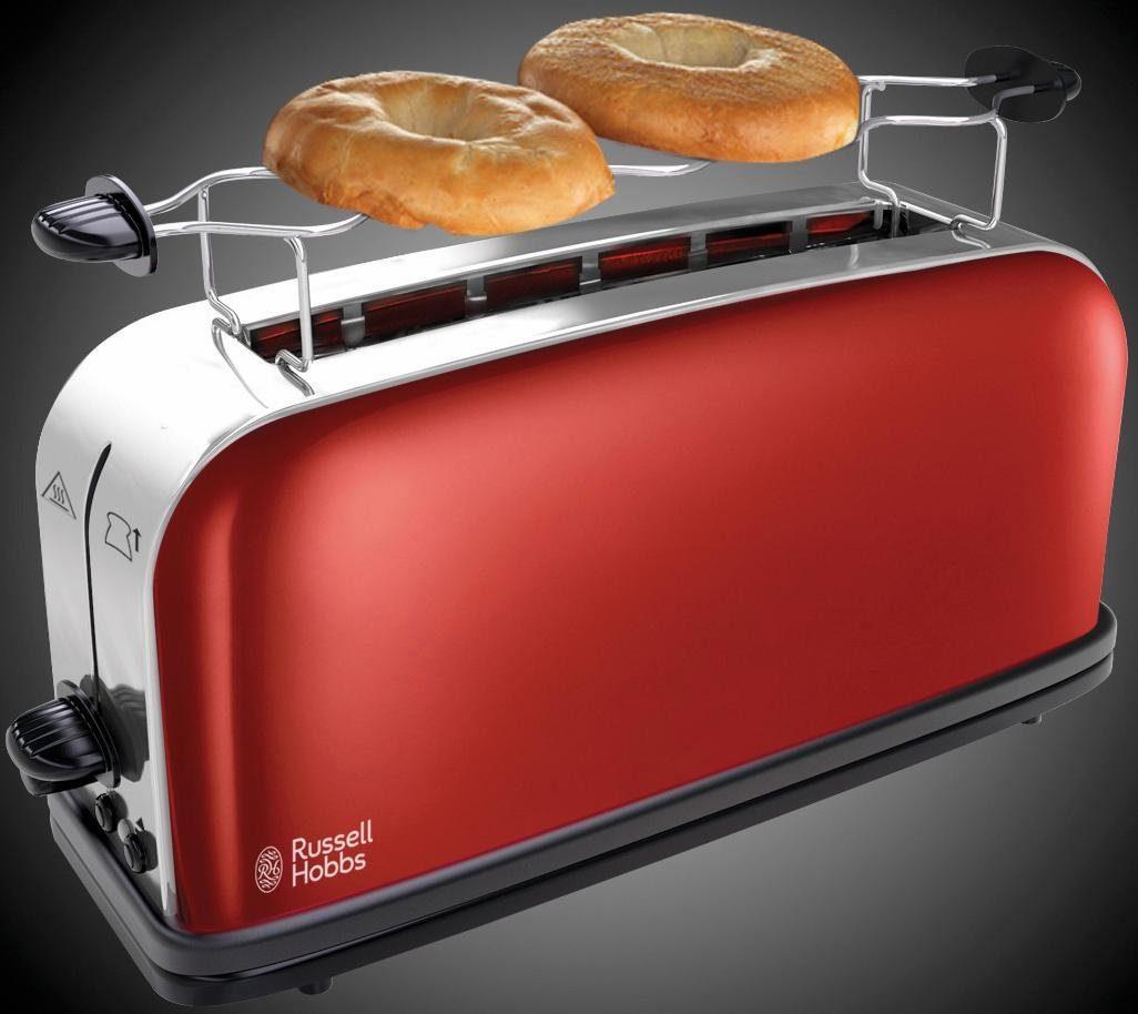 RUSSELL HOBBS Toaster 21391-56, 1 langer Schlitz, 1000 W