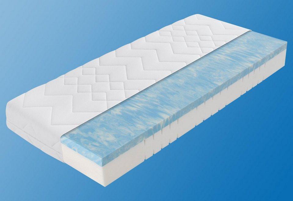 Komfortschaummatratze, »Aqua Plus«, ADA