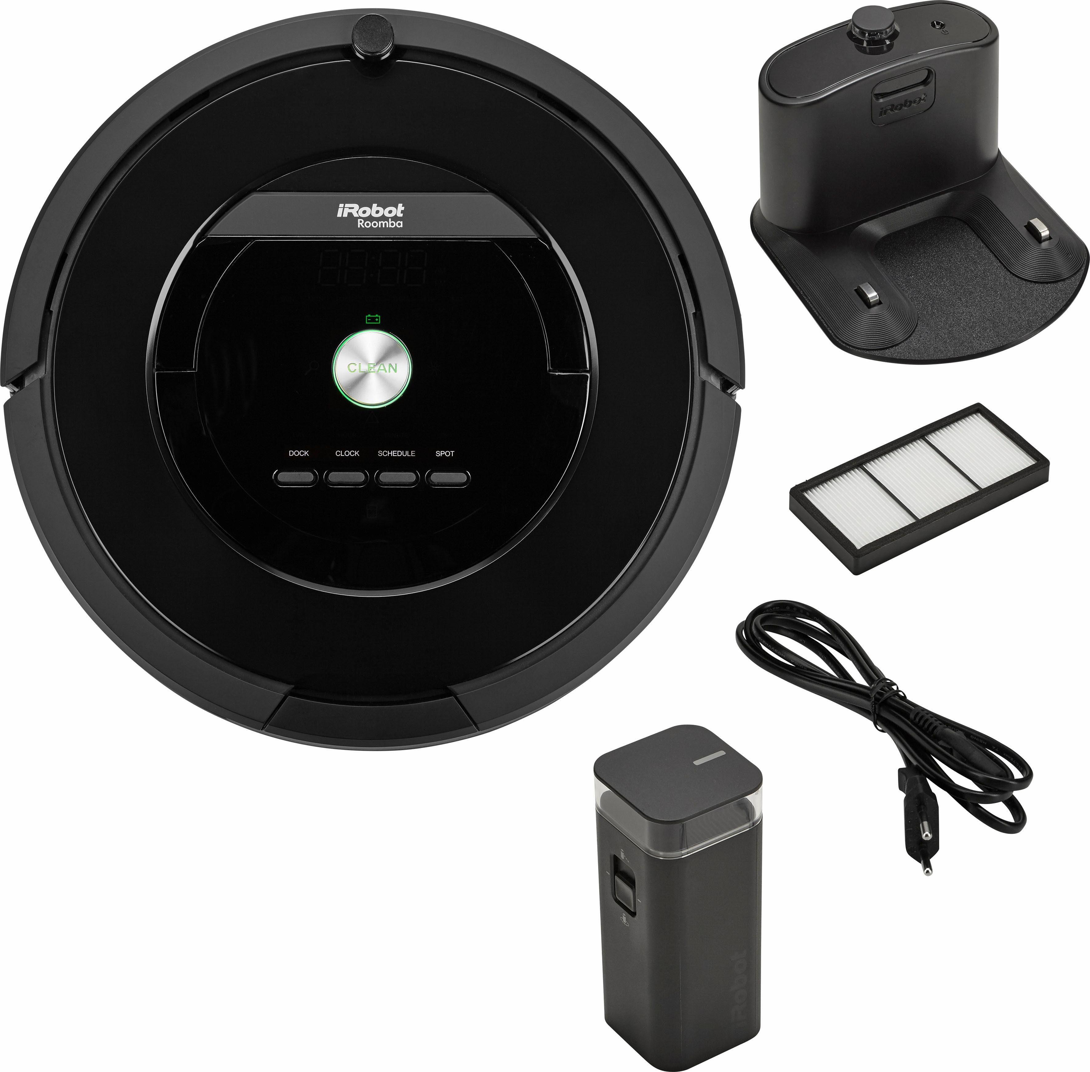 iRobot Saugroboter Roomba 875, beutellos