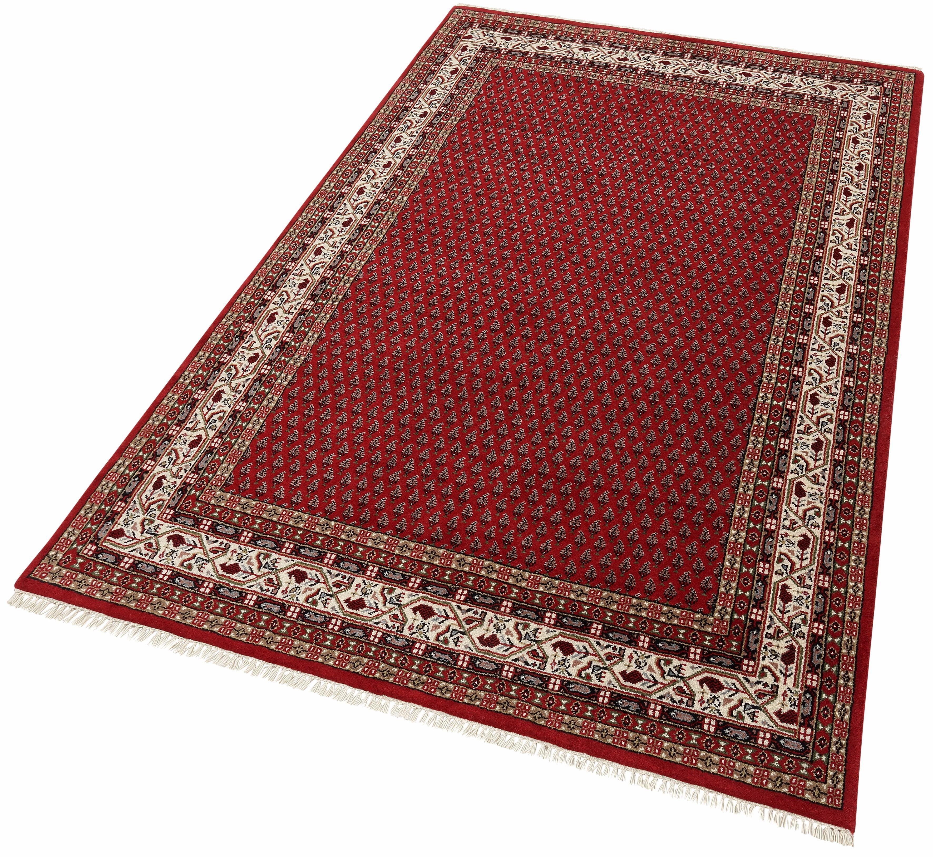 Orientteppich »Chandi Mir«, THEKO, rechteckig, Höhe 12 mm, von Hand geknüpft | Heimtextilien > Teppiche > Orientteppiche | Wolle | THEKO