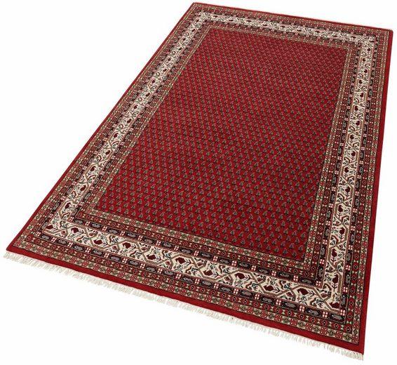 Orientteppich »Chandi Mir«, THEKO, rechteckig, Höhe 12 mm, von Hand geknüpft