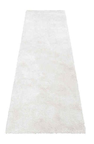 Hochflor-Läufer »Dana«, Bruno Banani, rechteckig, Höhe 30 mm, besonders weich durch Microfaser