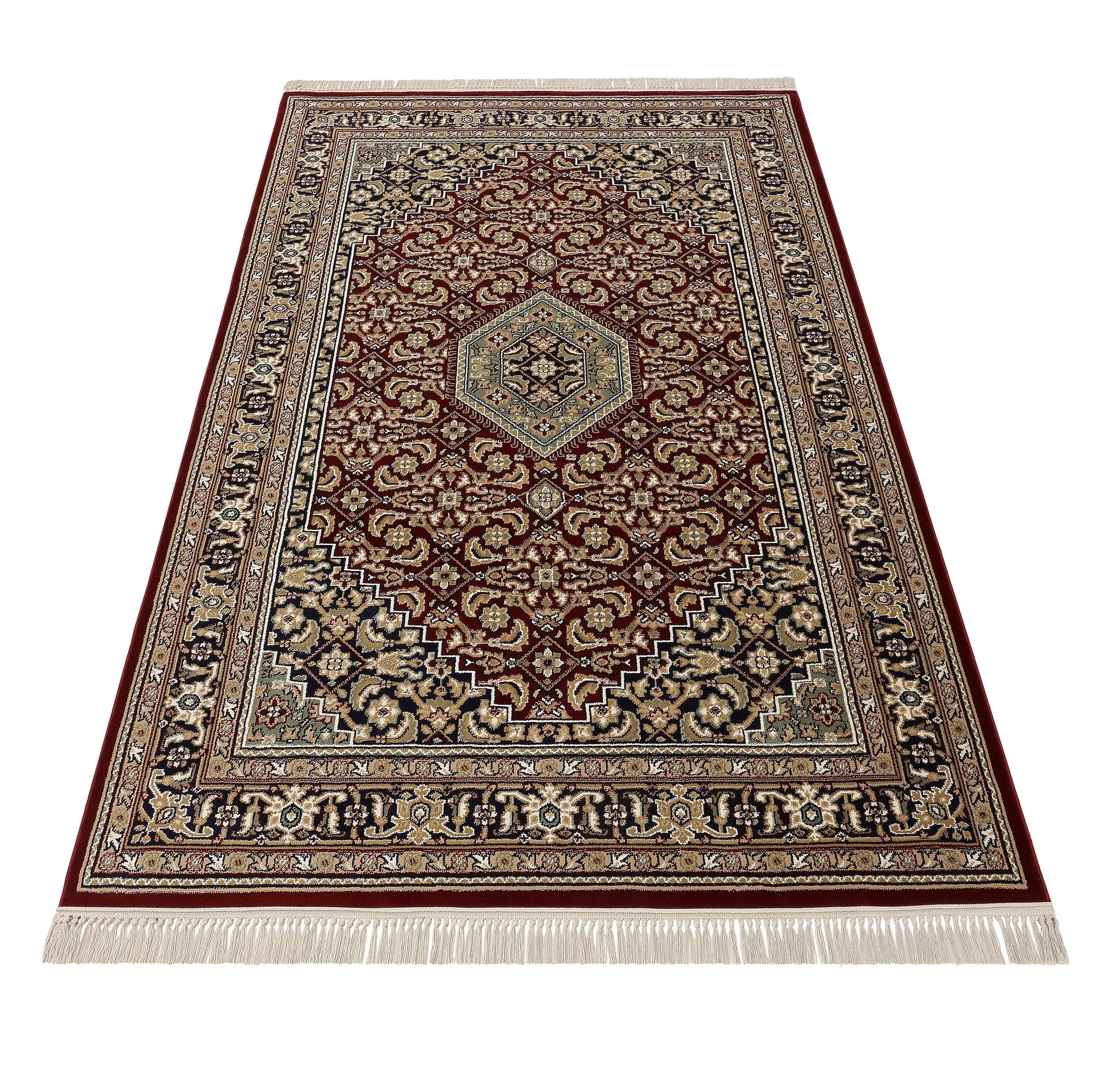 Orientteppich »Kassandra«, Home affaire, rechteckig, Höhe 9 mm, gewebt