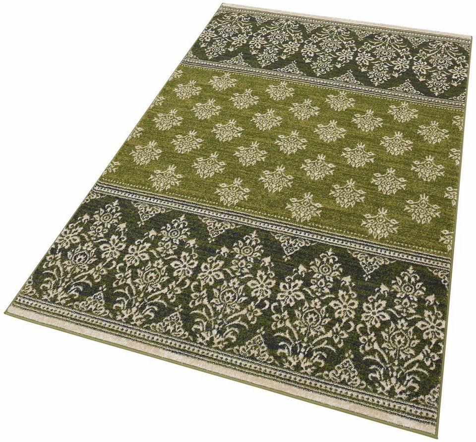 Teppich, my home, »Bea«, gewebt in grün