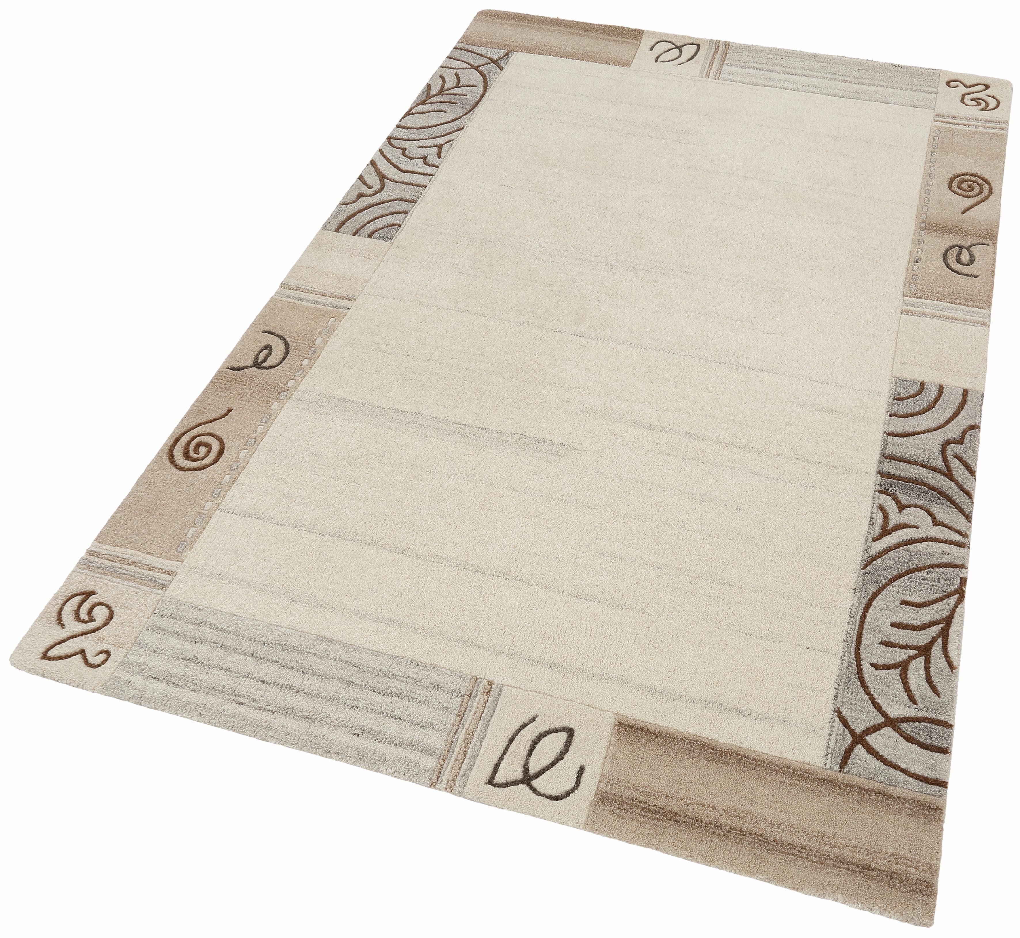 Teppich »Natural 2«, Theko exklusiv, rechteckig, Höhe 10 mm