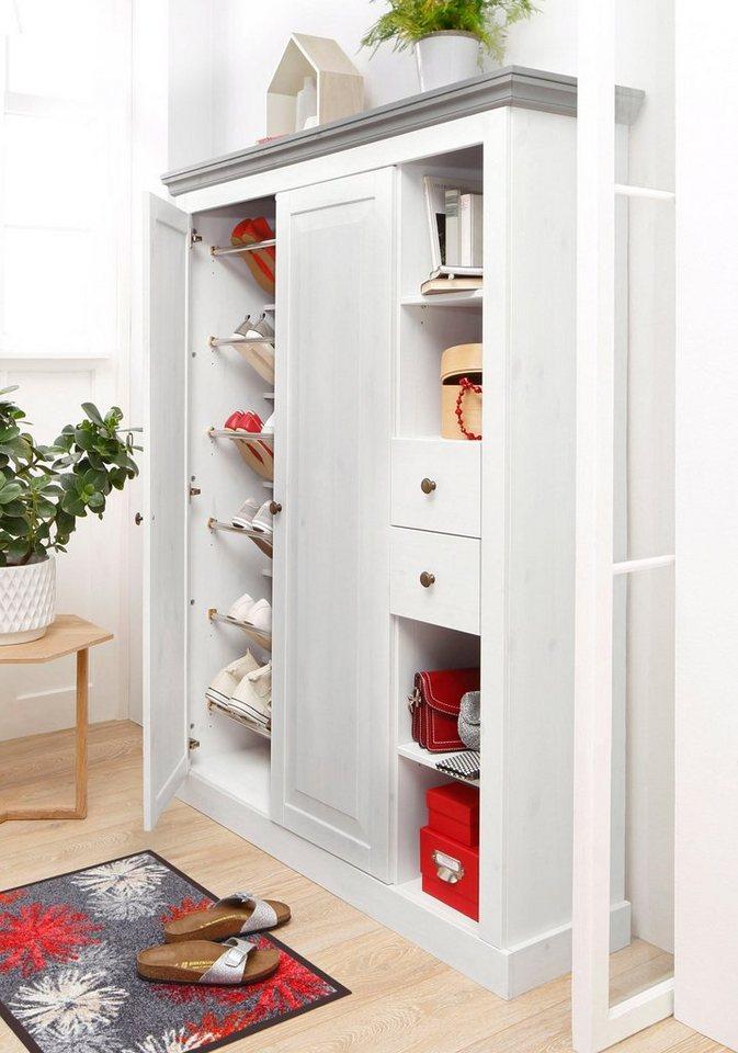 malibu schuhschrank machen sie den preisvergleich bei nextag. Black Bedroom Furniture Sets. Home Design Ideas