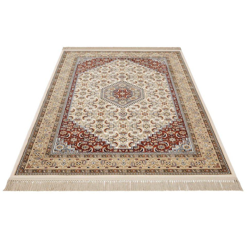 Orient-Teppich, Home affaire Collection, »Kassandra«, gewebt in creme
