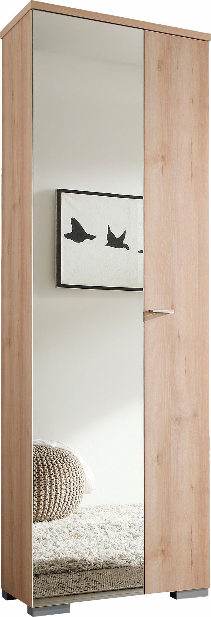 Garderobenschrank »Henry«, mit Spiegel