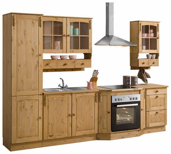 Home affaire Küchen-Set »Sylt«, ohne E-Geräte, Stellbreite cm