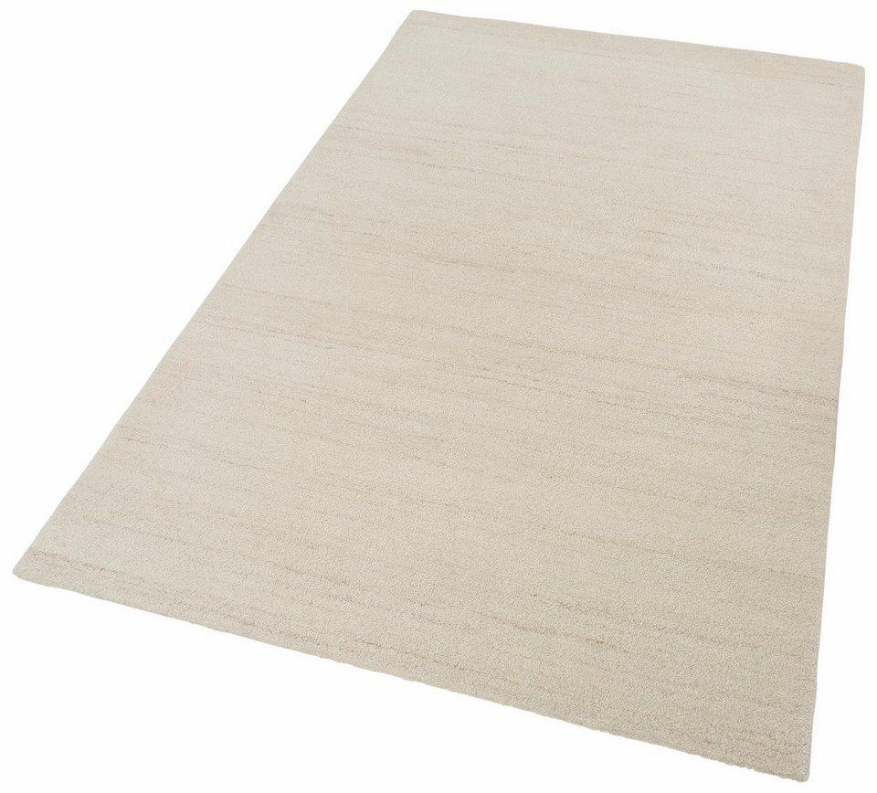 Teppich »Natural 3«, Theko exklusiv, rechteckig, Höhe 10 mm in natur