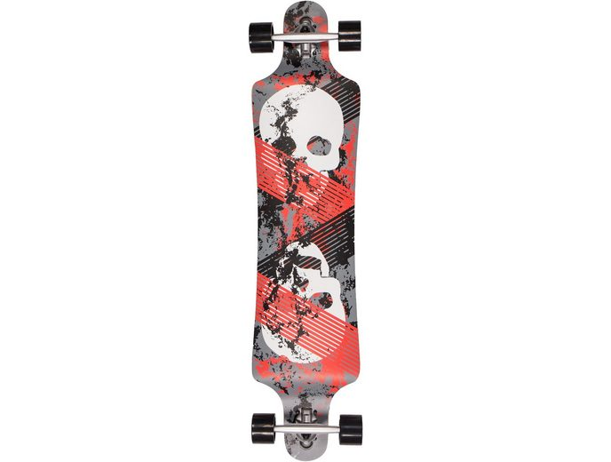 Sportplus Longboard, Extreme Concave Lowrider, »Deadtwins SP-SB-107«