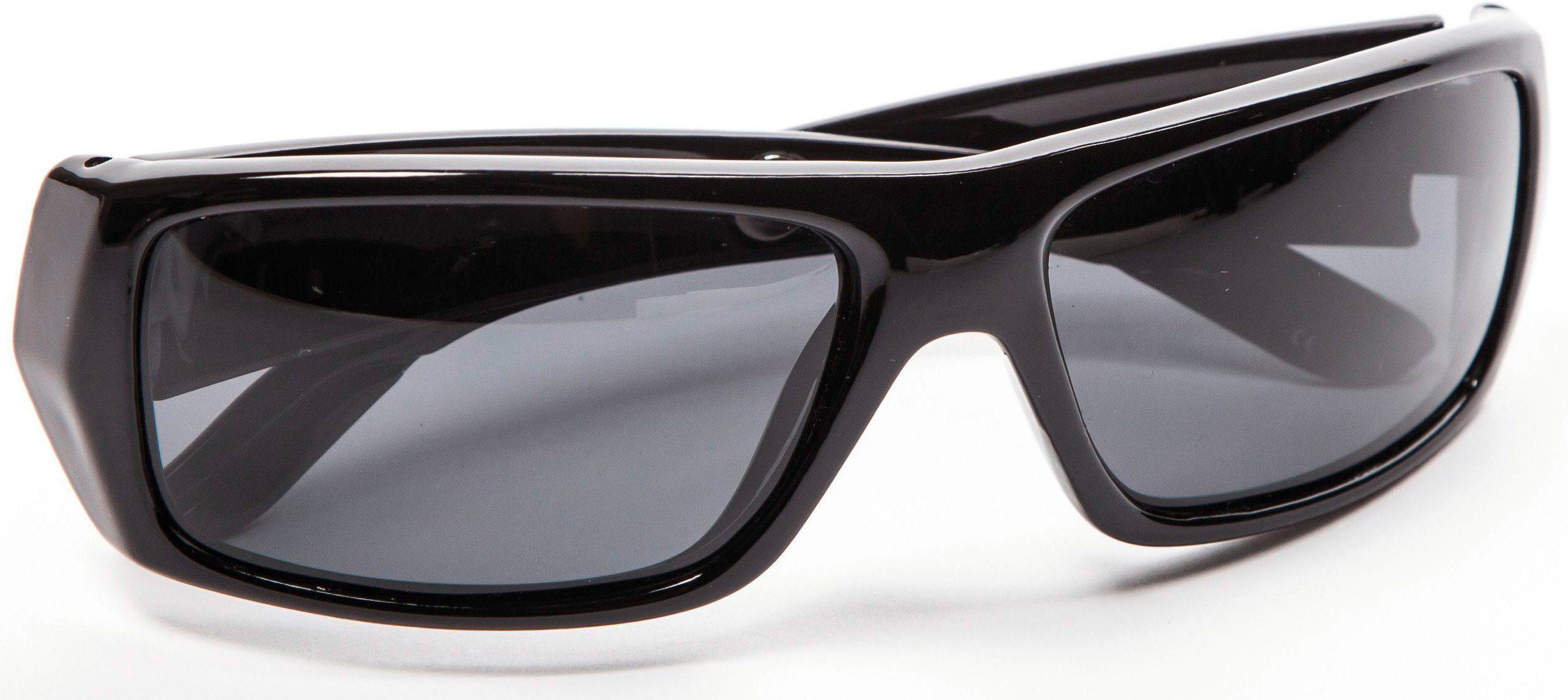 Polaryte Sonnenbrille, »Polaryte Einzelbrille«, schwarz