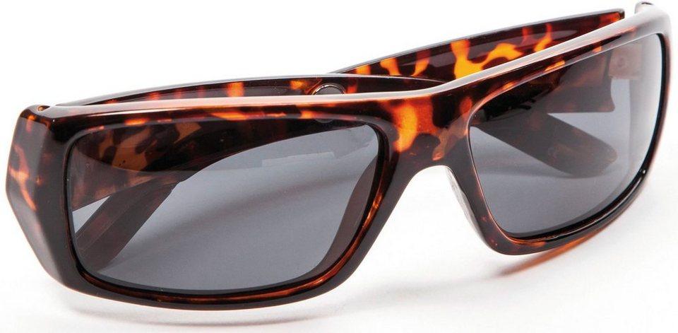 Polaryte Sonnenbrille, »Polaryte Einzelbrille« in braun