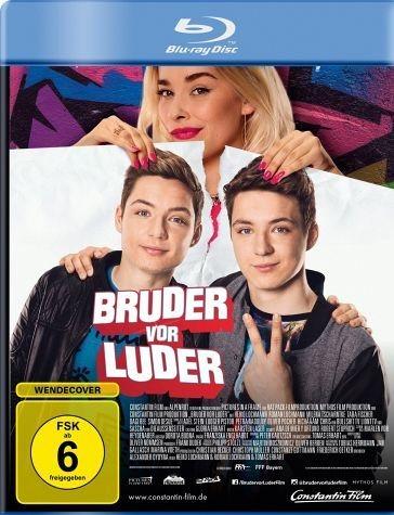 Blu-ray »Bruder vor Luder«