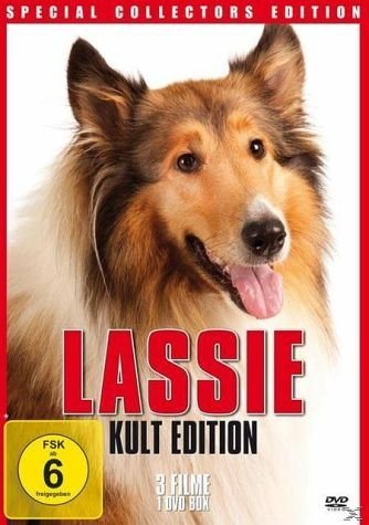 DVD »Lassie Kult Edition«