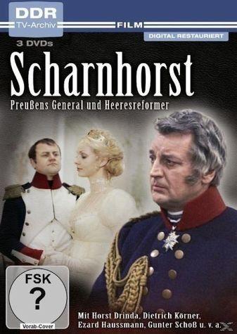 DVD »Scharnhorst (3 Discs)«