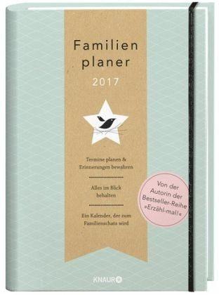 Kalender »Elma van Vliet Familienplaner 2017«
