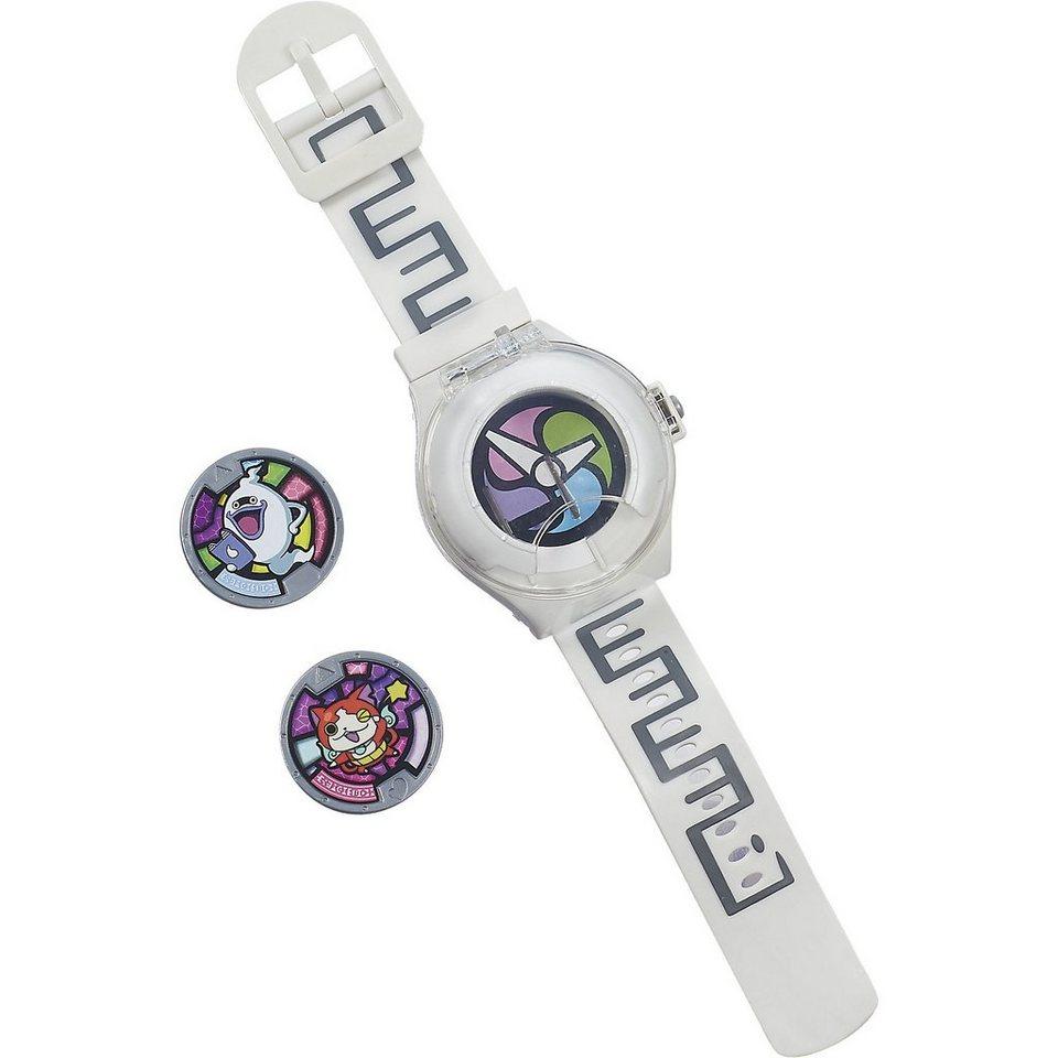 Hasbro Yo-Kai Watch - Yo-Kai-Watch incl. 2 Medaillen