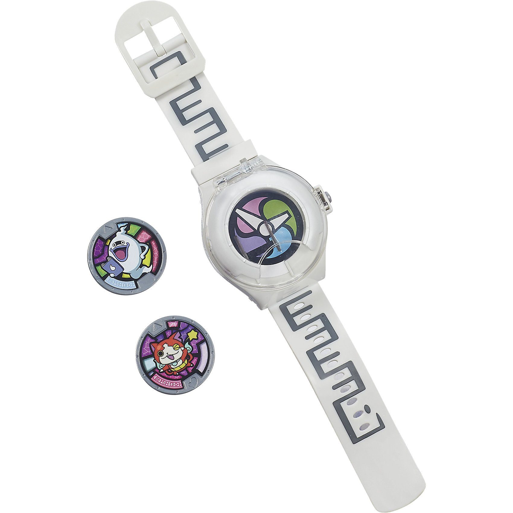 Hasbro Yo-Kai Watch - Yo-Kai-Watch incl. 2 Medaillen