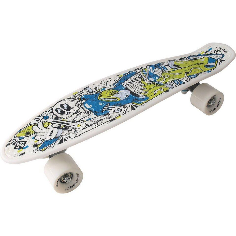 Streetsurfing ® Beach Board / Fuel Board - Skelectron in grün