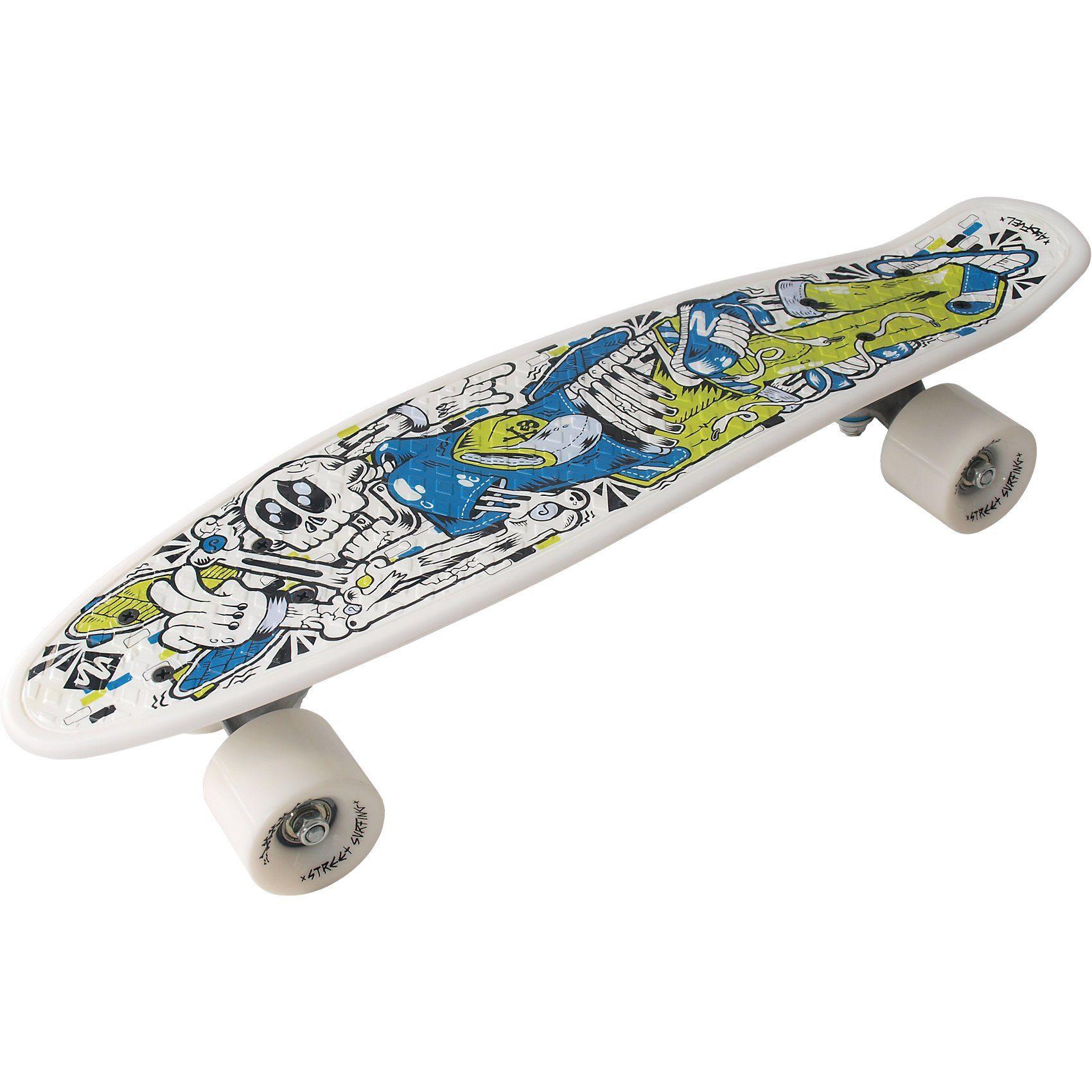 Streetsurfing ® Beach Board / Fuel Board - Skelectron