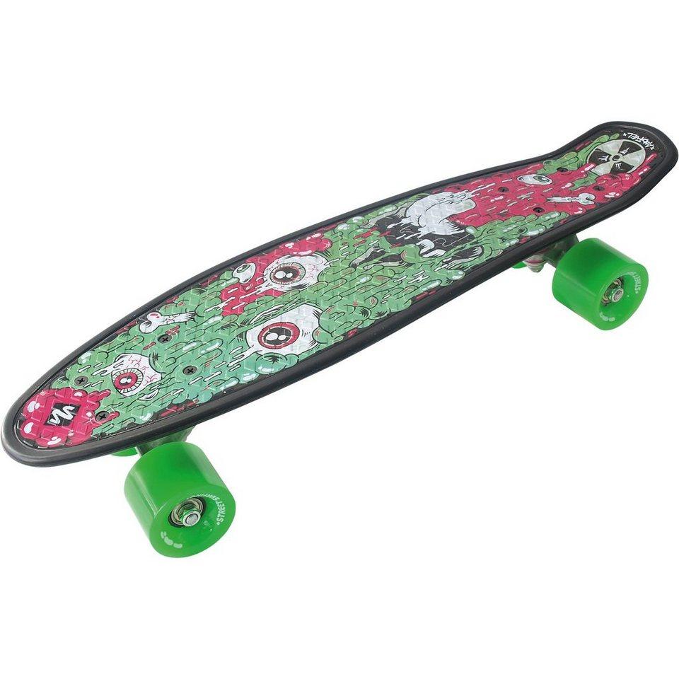 Streetsurfing ® Beach Board / Fuel Board - Melting in weiß