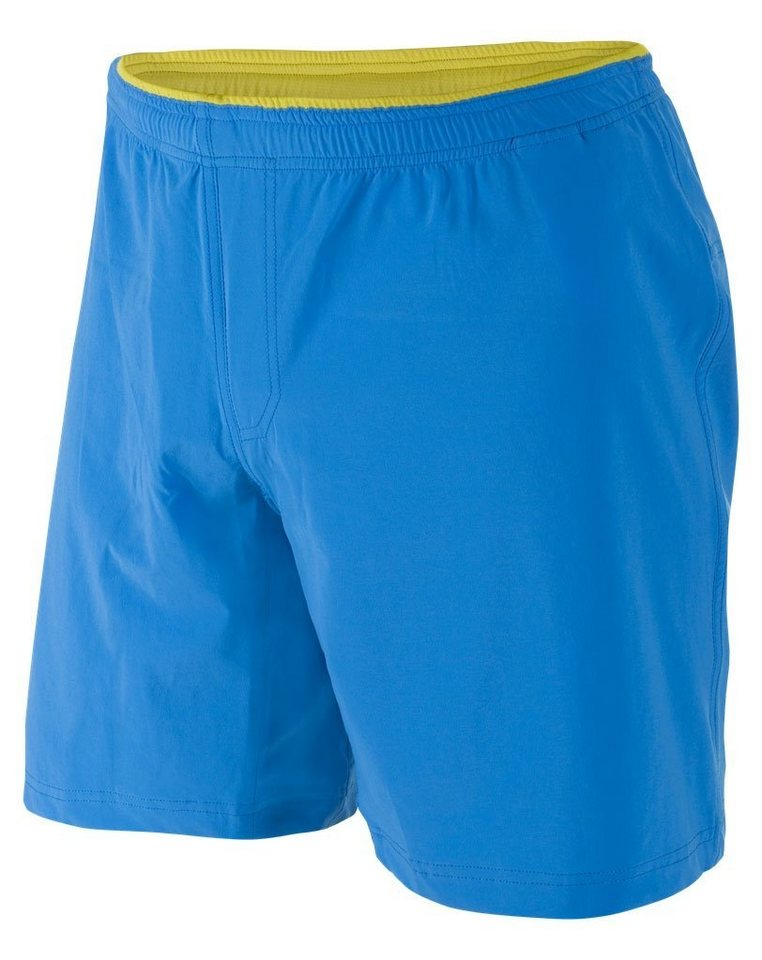 Salewa Outdoorhose »Pedroc DST Shorts Men« in blau