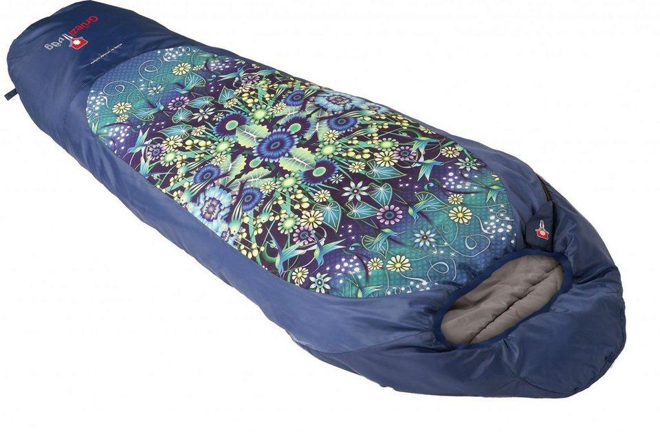Grüezi-Bag Schlafsack »Catalina Schlafsack« in blau