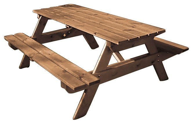 Promadino Picknicktisch