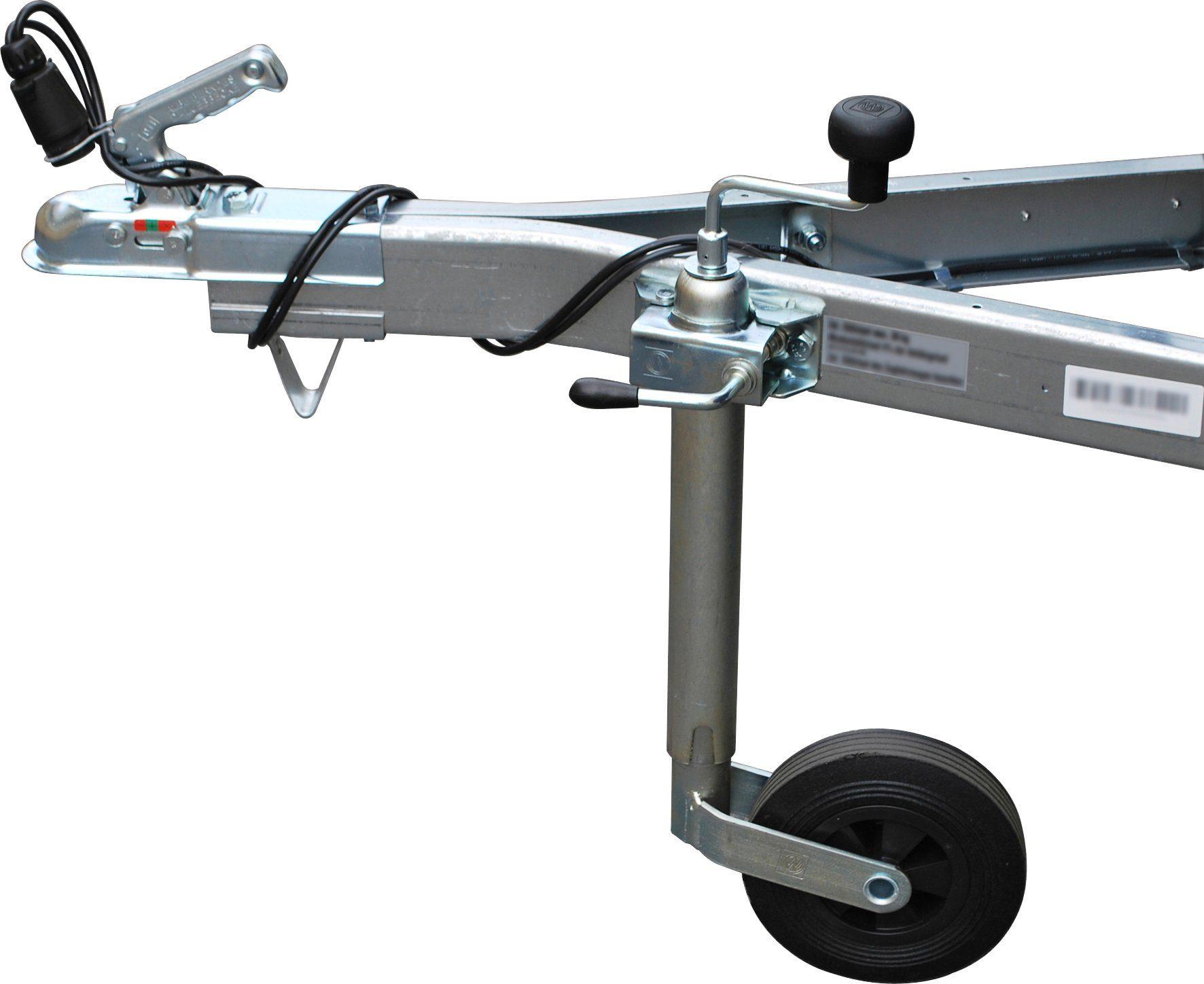 Stema Anhänger-Stützrad