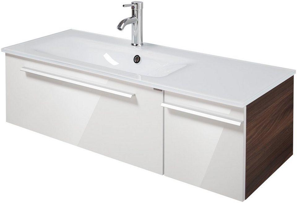fackelmann waschtisch yega breite 110 cm 2 tlg. Black Bedroom Furniture Sets. Home Design Ideas