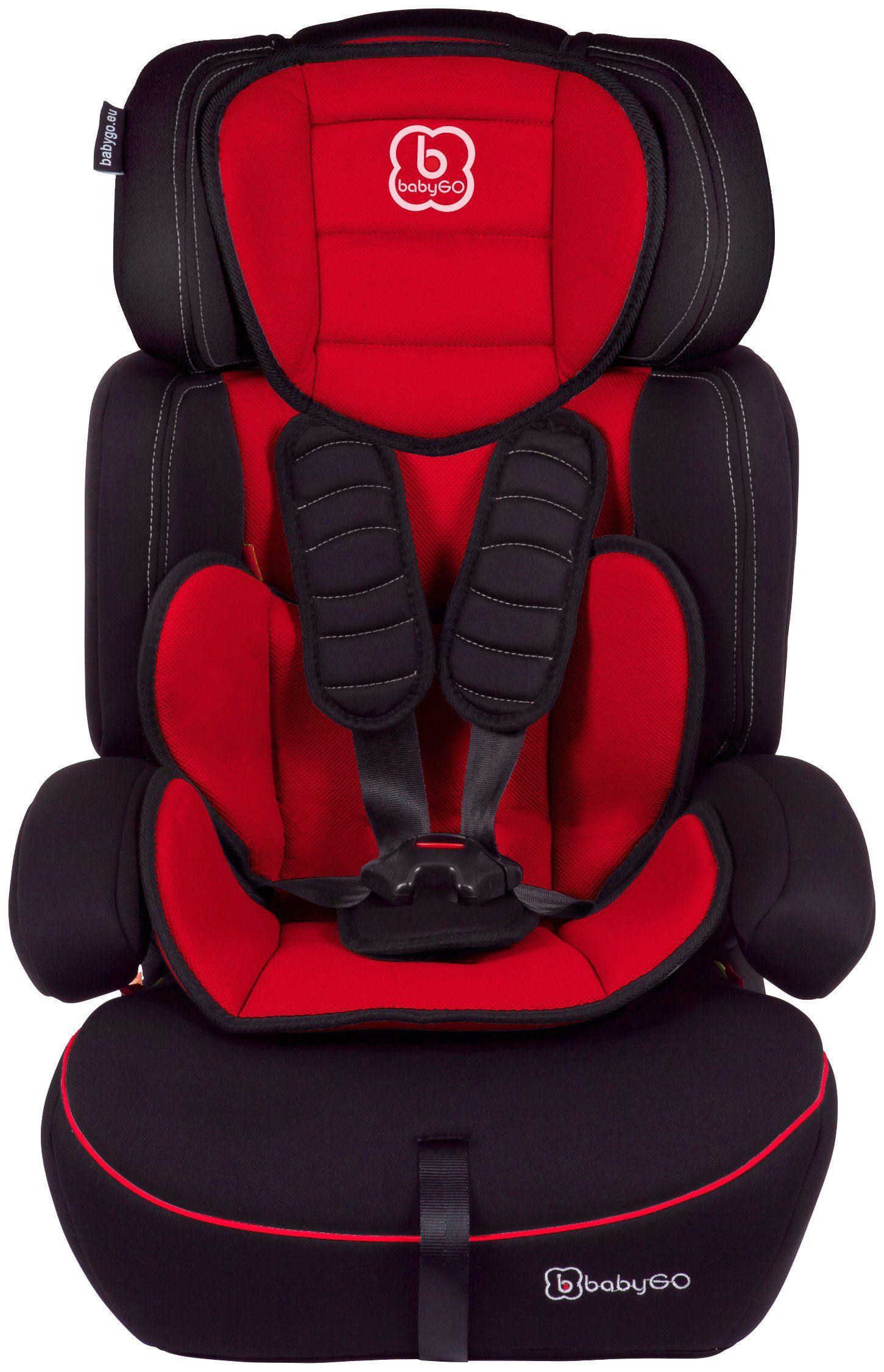 Kindersitz »Freemove«, 9 - 36 kg, Energie-absorbierende Kopfpolsterung