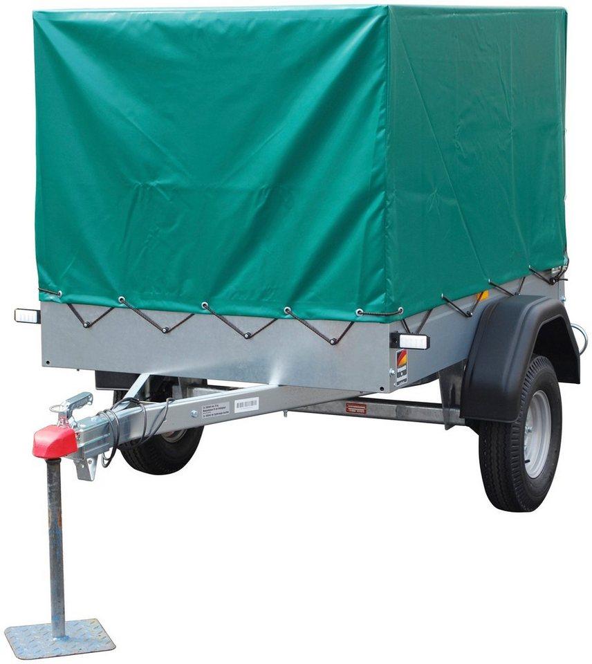 set pkw anh nger mit plane an 550 online kaufen otto. Black Bedroom Furniture Sets. Home Design Ideas